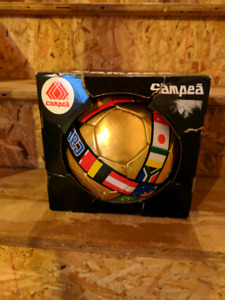 New Soccer Ball - Offical Size - World Cup - Campea