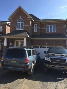 Georges NEW Detached House for Lease in North oshawa