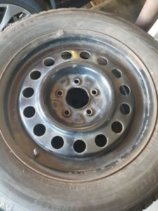 4- 17in rims (5x115) for sale