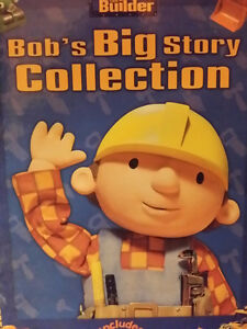 ▀▄▀Bob Builder Bob's Big Story Collection (10 stories)