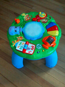 Leap frog activity table - $10