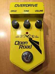 Visual Sound Open Road Overdrive guitar peda Regina Regina Area image 1