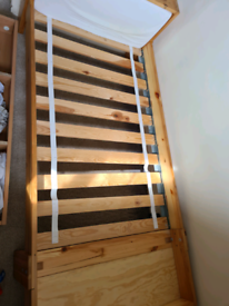 Extending bed