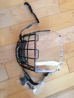Bauer full facial protector - Large