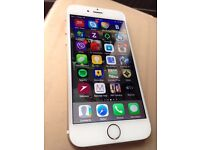 Apple IPhone 6 64GB gold open to EE - Virgin Mobil - Orange - T Mobile