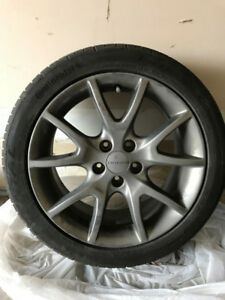 2014 Dodge Dart All Seasonal Tires - 4