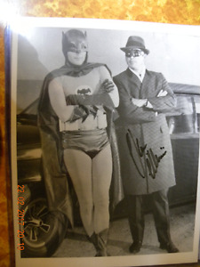 Batman & Green Hornet Photo