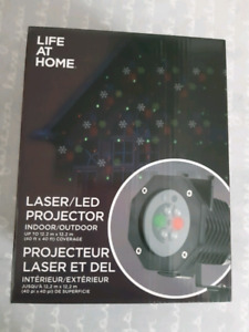 LASER LED PROJECTOR for indoor/outdoor