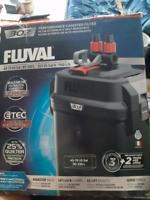 Brand new 307 fluval canister