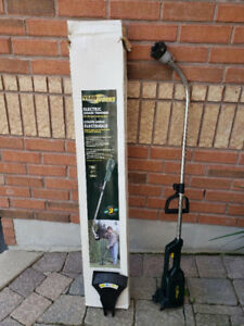 Yardworks Electric Grass Trimmer