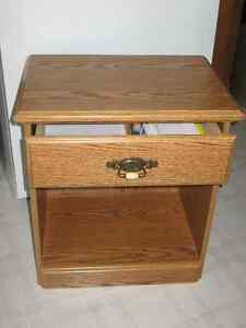 Night Stand For Sale Windsor Region Ontario image 2