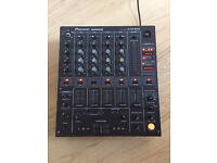 Pioneer DJM 500 - 4 Channel Professional DJ Mixer