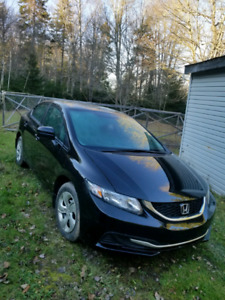 2014 Honda Civic - Black