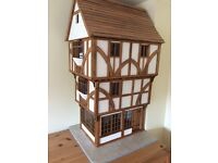 Collectors Custom Built Dolls House