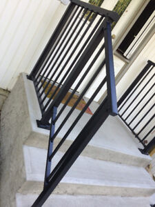 Cheap-amazing aluminum welded RAILINGs-BEST choice for welded sy