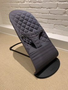 BabyBjörn Bouncer Bliss with Extra Fabric Seat & Toy Bar