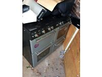 8 Ring Gas Cooker