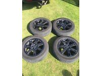 Land Rover Discovery 3/4 alloy wheel 19'