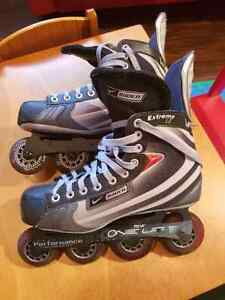 Patins roulettes hockey
