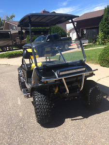 Customized golf cart for sale