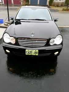 2007 mercedes benz c230