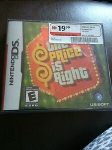 Nintendo DS The Price Is Right