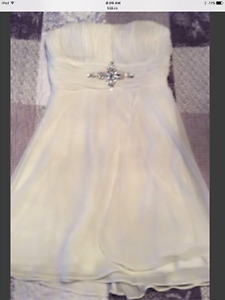 Xs prom graduation dress size 2-4