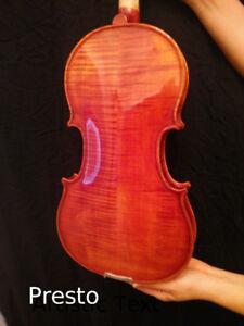 Warning: This violin may cause you a divorce.
