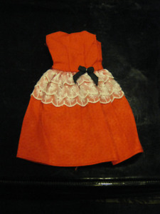 Vintage Barbie Doll Clothes - Dresses/Evening Dresses