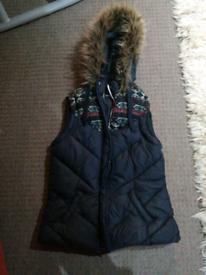 Winter body warmer size 10