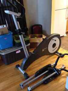 Elliptical machine. Originally bought for $800. Selling for $100