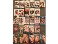 Friends VHS tapes