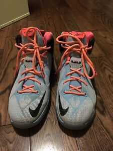 Lebron 12 Basketball Sneakers - size youth 4