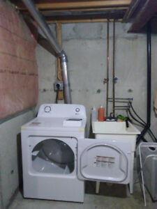 Sale Laundry Washer and Laundry Dryer 1 y.o. 4166683462
