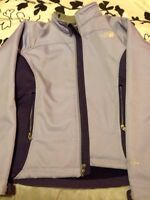 Ladies North Face fall jacket.  Lilac/purple, size Large $50