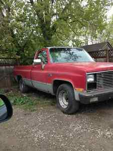 1982 GMC C/K 1500 need gone