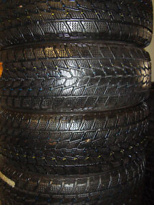 Eight sets of four tires & rims 205-55-16 Winters & All Season Cambridge Kitchener Area image 4