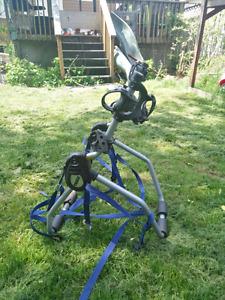 Thule 2 bike trunk mount carrier