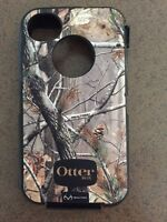 Otter box defender 4/4s Realtree rubber replacement