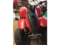 Quad bike 90cc hyosung TE90