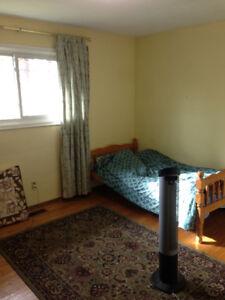 Summer Sublet (May-Aug) 2 Rooms Everything Included