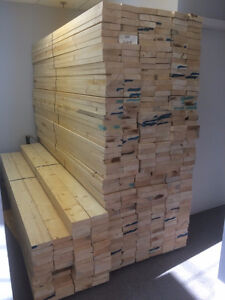 2x4x6 and 2x6x8 wood planks