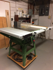 Canwood Table Saw
