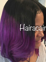 HAIRACAINN hair Extentions and weave installs