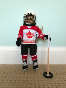 """Maplelea Doll Clothing - Volleyball and Ringette Sets (18"""" Doll)"""