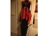 New Whites Fusion Bullet Diving Drysuit - SKIN ONLY SLT