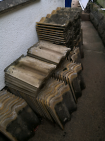 Grovebury roof tiles (used)