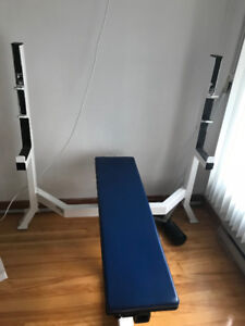 3 Bench press commercial / adjustable