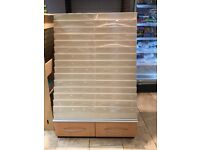 4 x 15 Tiered Axiom Card Display Stands