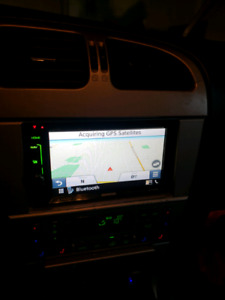 Kenwood Touch Screen Deck